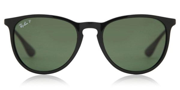 dd1663997d5c Ray-Ban RB4171 Erika Polarized 601 2P Sunglasses Black ...