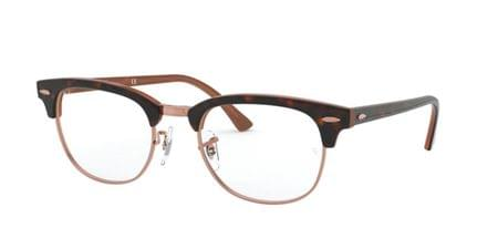 9d917ef8b Ray-Ban RX5154 Clubmaster 5762 Eyeglasses in Clear   SmartBuyGlasses USA