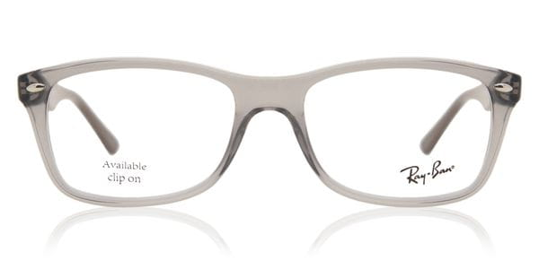 7f8aedac9e Ray-Ban RX5228 Highstreet 5546 Eyeglasses in Clear | SmartBuyGlasses USA