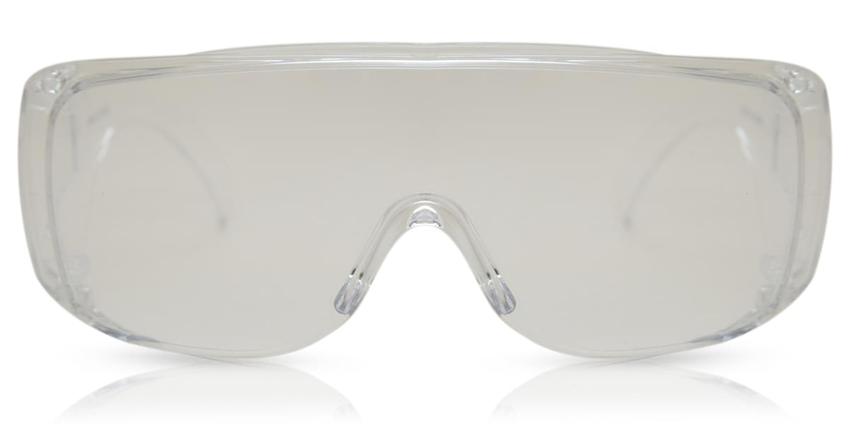 Image of Safety Goggles Eyeglasses SL-09 Clear Anti-Fog Lens