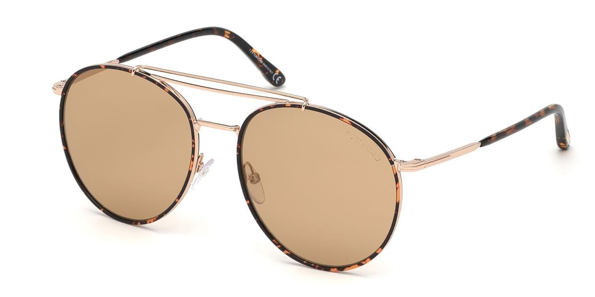 Gafas de Sol Tom Ford FT0694 WESLEY 28E