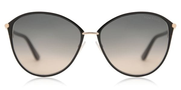 b837e0aba0 Tom Ford FT0320 PENELOPE 28B Sunglasses in Black