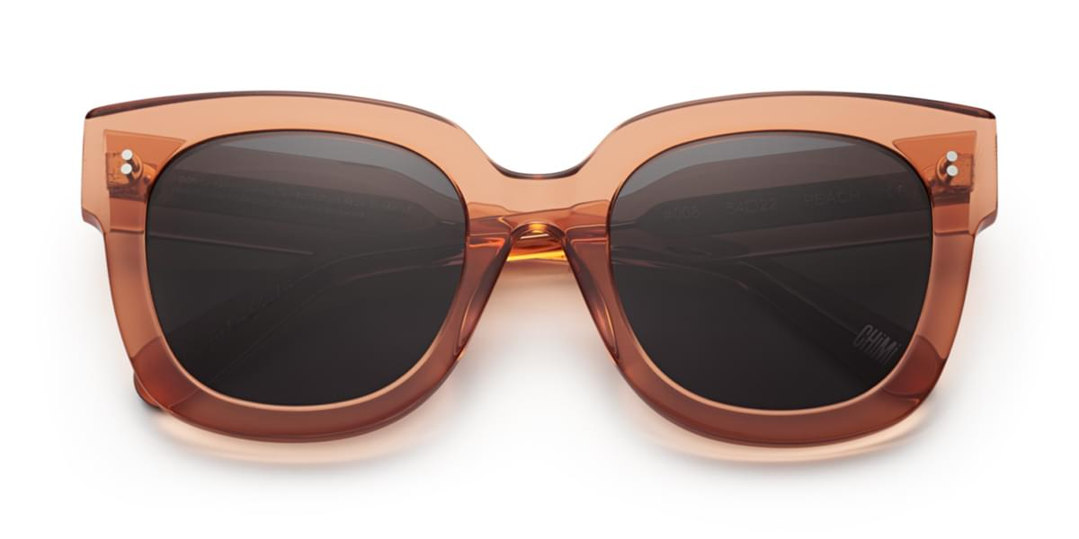 Image of Occhiali da Sole CHIMI 008 Peach Black