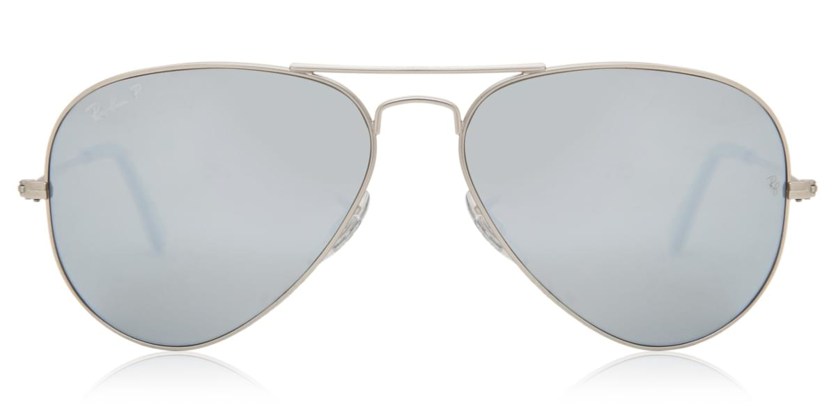 Gafas de Sol Ray-Ban Ray-Ban RB3025 Aviator Large Metal Polarized 019/W3