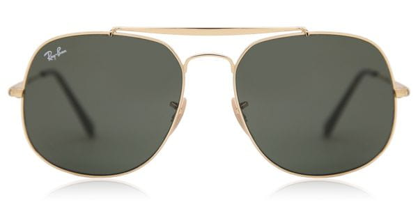 76614aa47e0d3d Ray-Ban RB3561 General 001 Sunglasses Gold | SmartBuyGlasses India