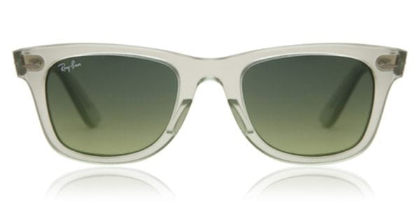 73a02229d4 Ray-Ban RB2140 Original Wayfarer Ice Pops 6058 3M Sunglasses Green ...
