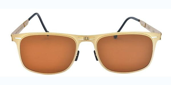 ROAV 8201 Jude Folding Gold Polarized 14.12