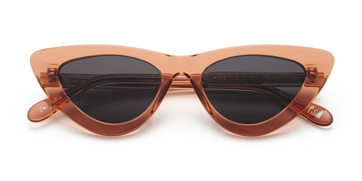 Image of Occhiali da Sole CHIMI 006 Peach Black