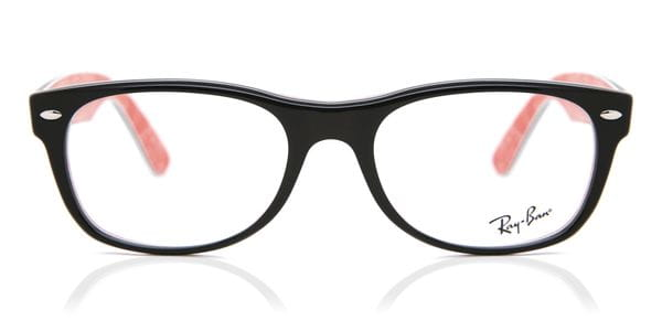 889374aecea30 Ray-Ban RX5184 New Wayfarer 2479 Eyeglasses in Red