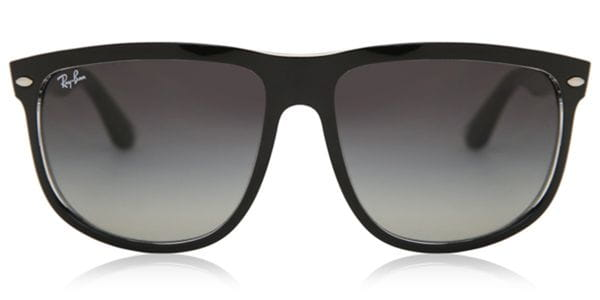 2719678a45896 Ray-Ban RB4147 Highstreet 6039 71 Sunglasses in Black ...
