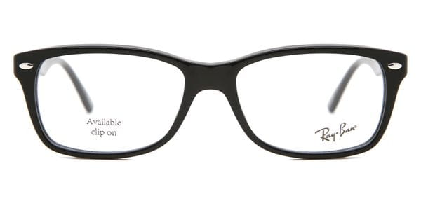 59560e3f48 Ray-Ban RX5228 Highstreet 2000 Glasses Black