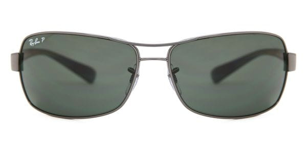 1b6854533 Ray-Ban RB3379 Active Lifestyle Polarized 004/58 Sunglasses Grey ...