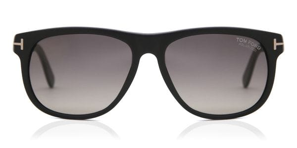 e18b8f4383269 Tom Ford FT0236 OLIVIER Polarized 02D Sunglasses in Black ...