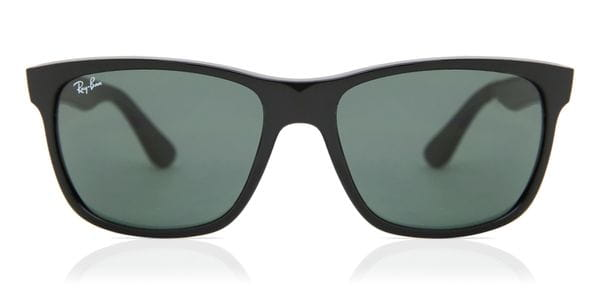 999cd6fc2fa0 Ray-Ban RB4181 Highstreet 601 Sunglasses Black