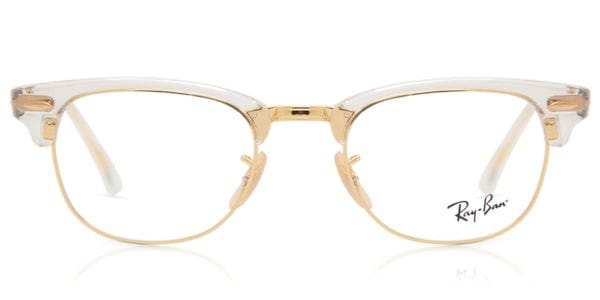 1095943973 Ray-Ban RX5154 Clubmaster 5762 Glasses Clear