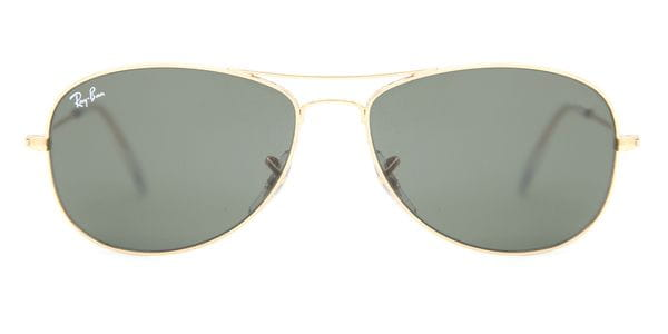 7de40af15b630 Ray-Ban RB3362 Cockpit 001 Sunglasses Gold