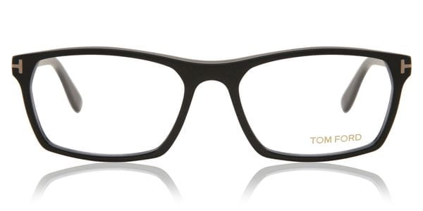 8e5f63dbe1 Tom Ford FT5295 002 Glasses Matte Black