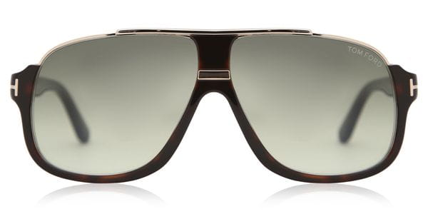 4810b2714a7 Tom Ford FT0335 ELLIOT 56K Sunglasses Gold