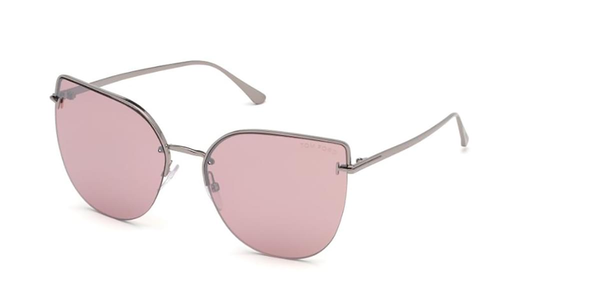 Tom Ford FT0652 28P Grey Women Sunglasses