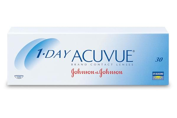 1day acuvue 90 pack daily disposable contact lenses