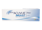 Image of   Acuvue 1-Day Acuvue Moist 30 Pack Kontaktlinser