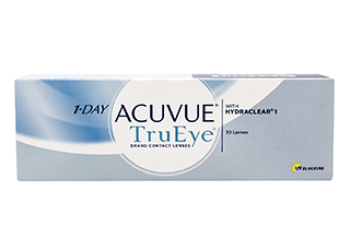 Image of 1-Day Acuvue TruEye 30 Pack Contact Lenses