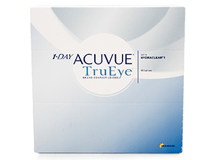 Image of 1-Day Acuvue TruEye 90 Pack Contact Lenses
