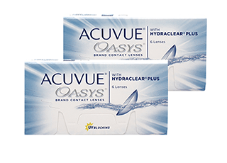 8c218bea115 ... Acuvue Oasys 12 Pack. -18%. Your Prescription information is on the  side of your contact lens box