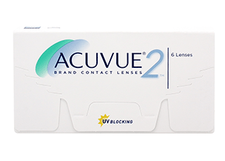 Image of Acuvue 2 6 Pack Contact Lenses