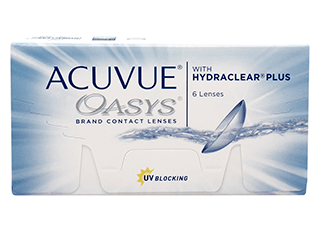 Image of Acuvue Oasys 6 Pack Contact Lenses