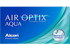 Image of   Air Optix Air Optix Aqua 3 Pack Kontaktlinser