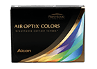 Image of   Air Optix Air Optix Colors 2 Pack Kontaktlinser