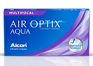 Image of   Air Optix Air Optix Aqua Multifocal 6 Pack Kontaktlinser