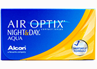 Image of Lenti a Contatto Air Optix Night & Day Aqua 6 Pack