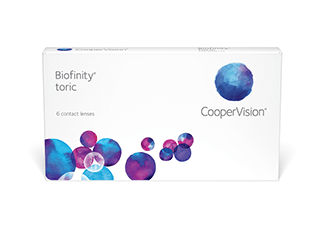 Image of Lenti a Contatto Biofinity Toric XR 6 Pack