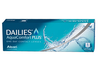 Image of Lenti a Contatto Dailies AquaComfort Plus 30 Pack