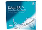 Image of   Dailies Dailies AquaComfort Plus 90 Pack Kontaktlinser