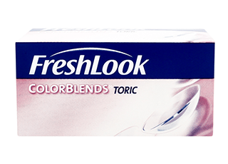 a1e409106b7 Freshlook Colorblends Toric 6 Pack Monthly Disposable Contacts ...