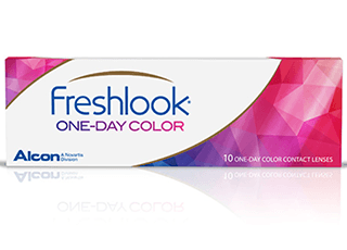 Image of Lenti a Contatto Freshlook One Day 10 Pack
