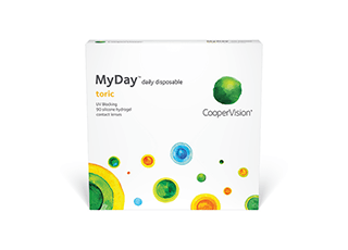 Image of Lenti a Contatto MyDay Daily Toric 90 Pack