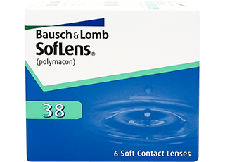 Image of Lenti a Contatto SofLens 38 6 Pack