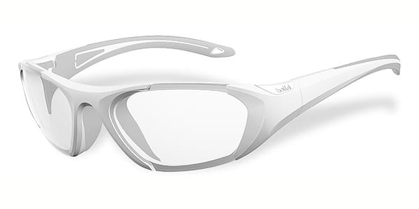 Bolle Kids Baller 12006 Glasses White | SmartBuyGlasses UK