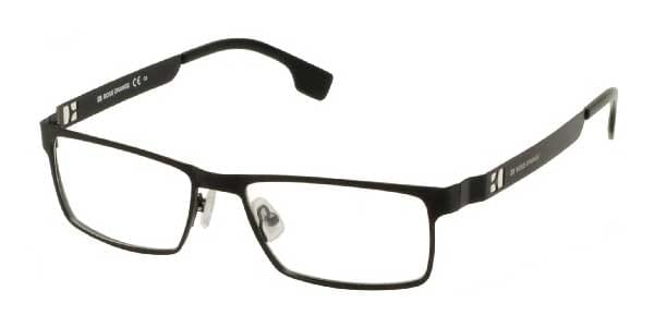 1dccae1c75a Boss Orange BO 0004 003 Glasses Matte Black