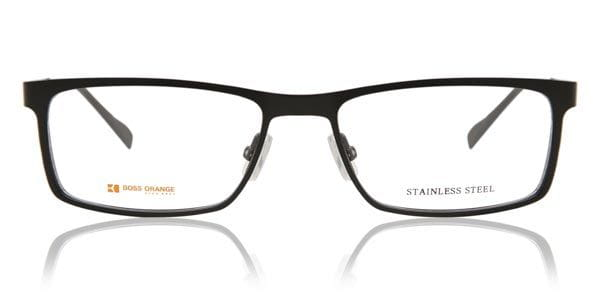 4ea080b7b21 Boss Orange BO 0085 003 Glasses Matte Black