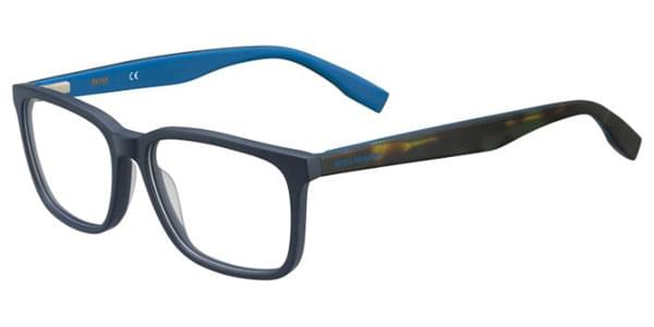 Boss Orange Herren Brille » BO 0267«, blau, I8V - blau