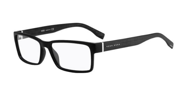 Boss 0797 QNX Eyeglasses in Black   SmartBuyGlasses USA f3815cb3734f