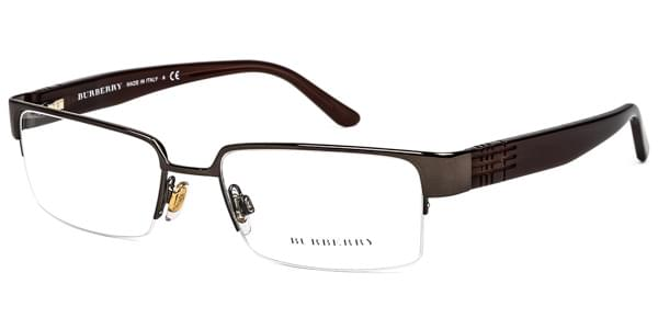 e96eaa9b64f5 Burberry BE1110 1031 Eyeglasses in Brown | SmartBuyGlasses USA