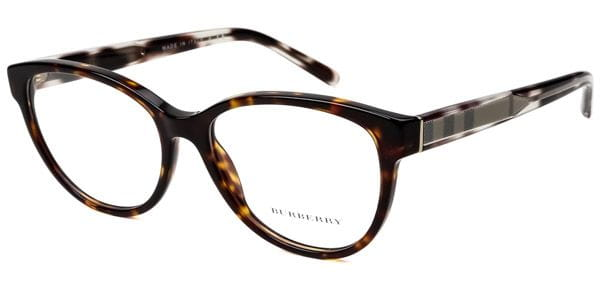 11e9b9bdfc67 Burberry BE2229 3002 Glasses Tortoise