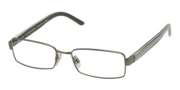 7ac7faa8283 Burberry BE1211 1057 E Eyeglasses in Grey