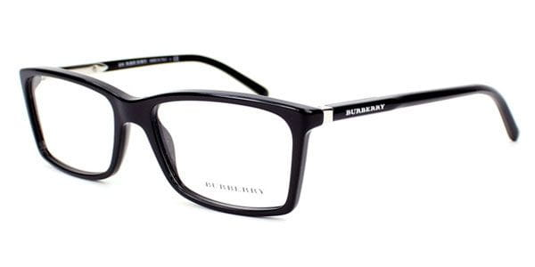 ec6386e6fcf Burberry BE2139F Asian Fit 3001 Glasses Black